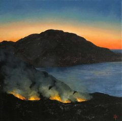 Sunset Fires 1