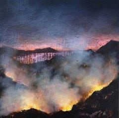 Sunset Fires III