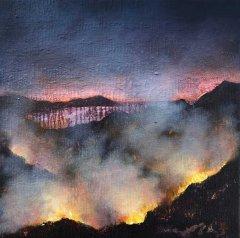 Sunset Fires 3